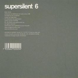 6 SUPERSILENT, CD