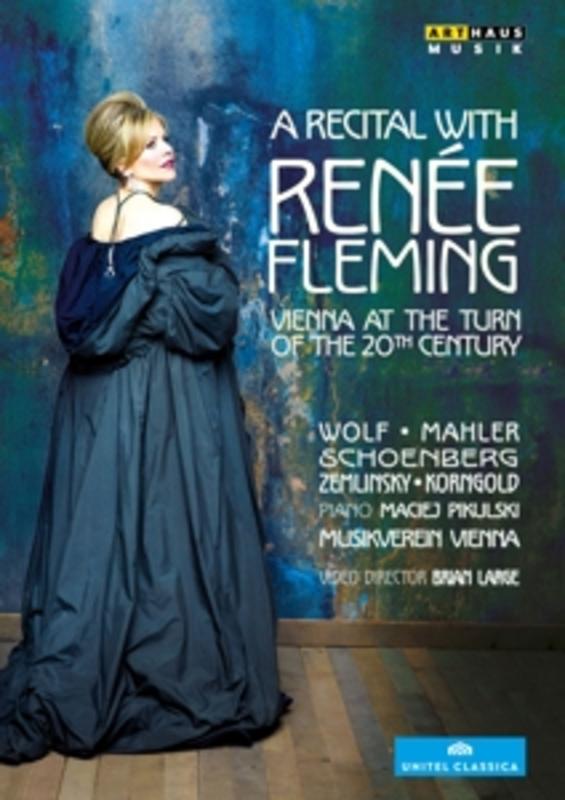 Pikulski Fleming - Renee Fleming Recital, Wenen 2012