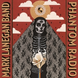 PHANTOM RADIO *2014 ALBUM FT.JOSH HOMME, PJ HARVEY, ALAIN JOHANNES... LANEGAN, MARK -BAND-, CD