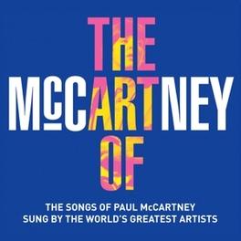 ART OF MCCARTNEY -CD+DVD- 2CD + DVD IN HARDBACK BOOK (16 PAGES) MCCARTNEY, PAUL.=TRIB=, CD