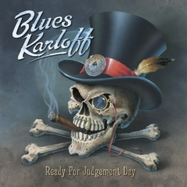READY FOR.. -DIGI- .. JUDGEMENT DAY/ 8PG. BOOKLET BLUES KARLOFF, CD