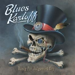 READY FOR.. -DIGI- .. JUDGEMENT DAY/ 8PG. BOOKLET BLUES KARLOFF, CD
