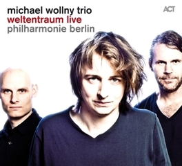 WELTENTRAUM LIVE WOLLNY, MICHAEL -TRIO-, CD