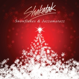 SNOWFLAKES AND JAZZMATAZZ CHRISTMAS ALBUM SHAKATAK, CD