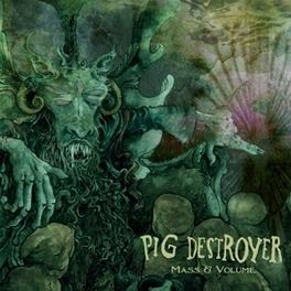 MASS & VOLUME PIG DESTROYER, Vinyl LP