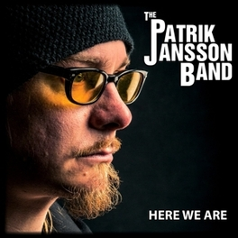 HERE WE ARE -DIGI- JANSSON, PATRICK-BAND-, CD