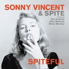 SPITEFUL FT. RAT SCABIES, GLEN MATLOCK, STEVE MACKAY VINCENT, SONNY & SPITE, CD
