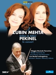 WITH ZUBIN MEHTA 2012