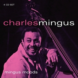 MINGUS MOODS CHARLES MINGUS, CD
