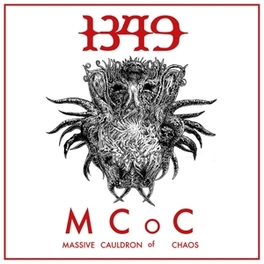 MASSIVE CAULDRON OF CHAOS REGULAR THIRTEEN FORTY-NINE, CD