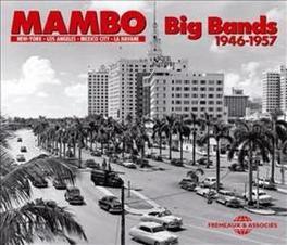 MAMBO BIG BANDS Audio CD, V/A, CD