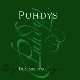 DEZEMBERTAGE Audio CD, PUHDYS, CD