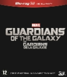 Marvel: Guardians of the Galaxy 3D (2 Blu-ray)