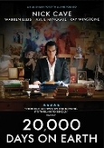 20,000 days on earth, (DVD)