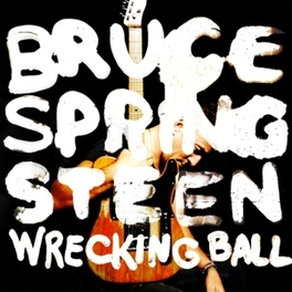 WRECKING BALL -LP+CD- 2LP+CD BRUCE SPRINGSTEEN, LP