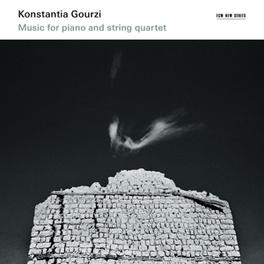 MUSIC FOR PIANO &.. .. STRING QUARTET // LORENDA RAMOU/ENSEMBLE CORIOLIS K. GOURZI, CD