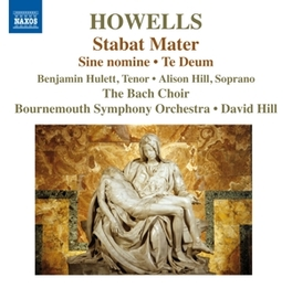 STABAT MATER BOURNEMOUTH S.O./DAVID HILL H. HOWELLS, CD