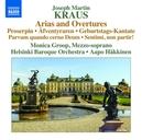 ARIAS AND OVERTURES HELSINKI BAROQUE ORCHESTRA/AAPO HAKKINEN