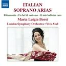 ITALIAN SOPRANO ARIAS LONDON SYMPHONY ORCHESTRA/YVES ABEL