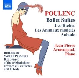 BALLET SUITES JEAN-PIERRE ARMENGAUD F. POULENC, CD