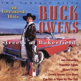 40 GREATEST HITS Audio CD, BUCK OWENS, CD