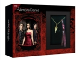 The Vampire Diaries - Seizoen 1 t/m 4