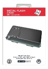 Metal flash case dark grey NDSi (Gameron)