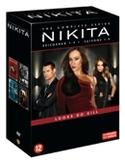 Nikita - Seizoen 1-4, (DVD)