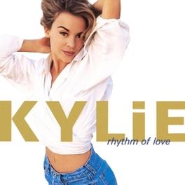 RHYTHM OF LOVE KYLIE MINOGUE, CD