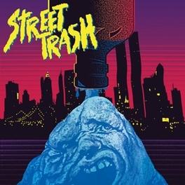 STREET TRASH BY RICK ULFIK OST, Vinyl LP