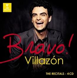 BRAVO! ROLANDO VILLAZON, CD