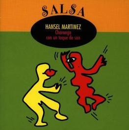 CHARANGA CON UN TOQUE DE HANSEL MARTINEZ, CD