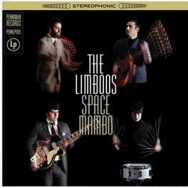 SPACE MAMBO LIMBOOS, Vinyl LP