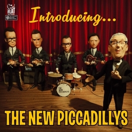 INTRODUCING NEW PICCADILLYES, CD