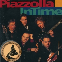 PIAZZOLLA IN TIME INTIME QUINTET Audio CD, A. PIAZZOLLA, CD