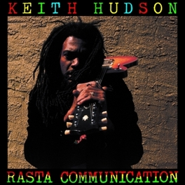 RASTA COMMUNICATION KEITH HUDSON, Vinyl LP