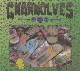 GNARWOLVES URGENTLY BRASH PUNK FURY MEETS HOOK-LADEN MELODY GNARWOLVES, CD