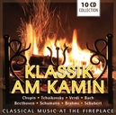 CLASSICAL MUSIC AT THE.. .. FIREPLACE//RUBINSTEIN/HOROWITZ/MULLER/FLOR/ARRAU...