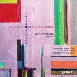 INTERSECTION: JAZZ.. .. MEETS CLASSICAL SONG MICHAELS/HUANG/BROCK, CD
