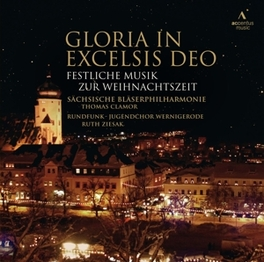 GLORIA IN EXCELSIS DEO THOMAS CLAMOR WERNIGERODE JUGENDCHOR, CD