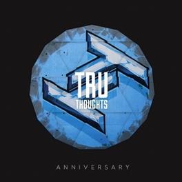 TRU THOUGHTS 15TH ANNIVERSARY V/A, CD