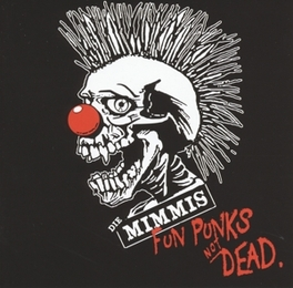 FUN PUNKS NOT DEAD MIMMI'S, CD