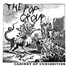 CABINET OF CURIOSITIES + DOWNLOAD CARD POP GROUP, Vinyl LP