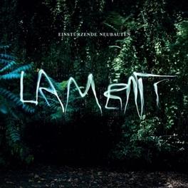 LAMENT Einstürzende Neubauten, CD