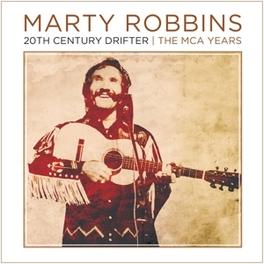 20TH CENTURY DRIFTER MARTY ROBBINS, CD