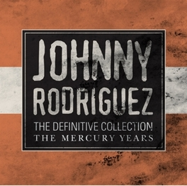 DEFINITIVE COLLECTION JOHNNY RODRIGUEZ, CD