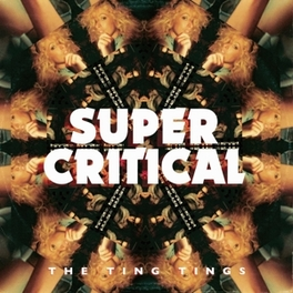 SUPER CRITICAL TING TINGS, CD