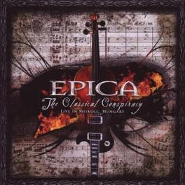 CLASSICAL CONSPIRACY JEWELCASE Audio CD, EPICA, CD