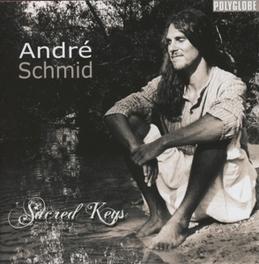SACRED KEYS Andre Schmid, CD