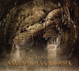 SILENT ASSASSINS MIKE LEPOND, CD